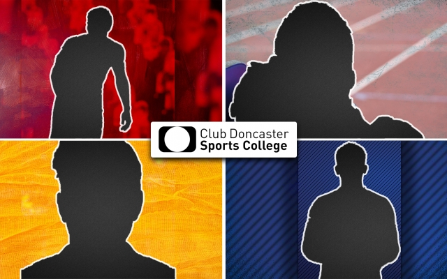 Club Doncaster Sports College strengthen ambassador team with appointment of four new recruits
