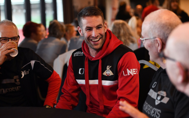 Fit Rovers Ambassador Matty Blair Praises 'Unbreakable' Bond With Doncaster Community