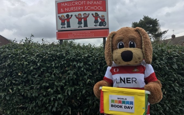 More than 1,000 books delivered across Doncaster