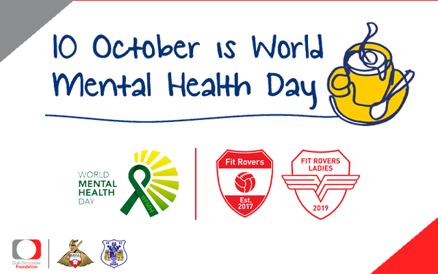 Foundation supports World Mental Health Day